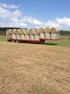 Hay for Sale Tenterfield Area Preview