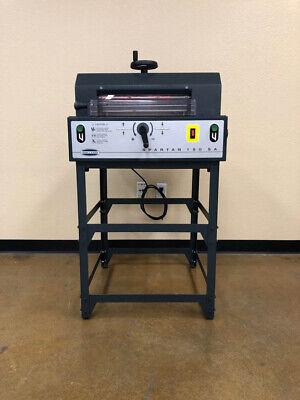 Challenge Spartan 150sa 15 Electric Paper Cutter Warranty Triumph 4315 1350