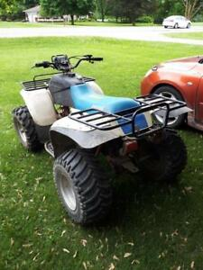 1988 Polaris Cyclone ATV 250