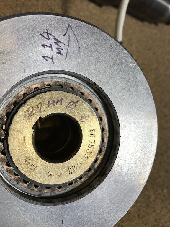maho 24 volt dc clutch