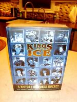 Kings Of The Ice - A History Of World Hockey - Still sealed New