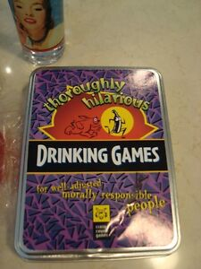 Set of Barware, Drinking Games and Love Dice -All for $3.50 Kitchener / Waterloo Kitchener Area image 2