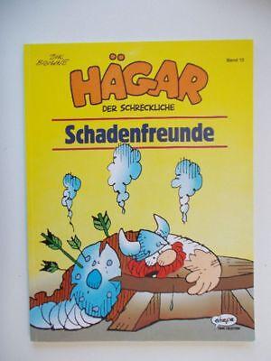 Hägar Nr. 12 Schadenfreude - Ehapa Verlag - Zustand 1-2