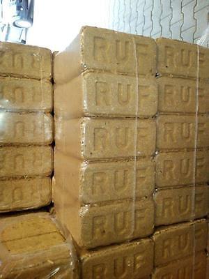 30 kg RUF Hartholzbriketts aus Eiche und Buche