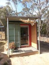 FULLY CONVERTED 20' SHIPPING CONTAINER WITH SEPARATE ROOF Creswick Hepburn Area Preview