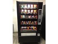 Refurbished Combination Vending Machine ( Vends Snacks and Cold Drinks)