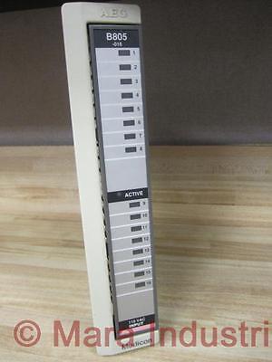 Modicon As-b805-016 Asb805016 Input Module - New No Box