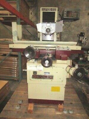Gtent Chevalier Surface Grinder- Used Machine