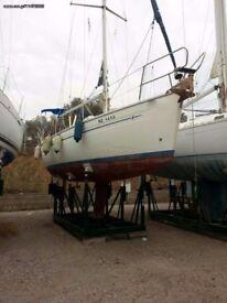 Sailing Boat Bavaria 31' 1999 .