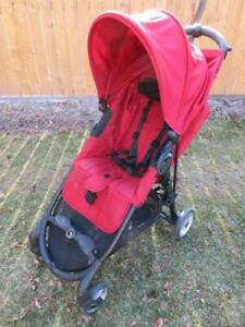 Baby Jogger -- City Mini Zip -- Folding Stroller
