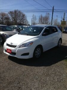 2014 Toyota Matrix FULLY CERTIFIED- AUTO A/C POWER GROUP SUPER C