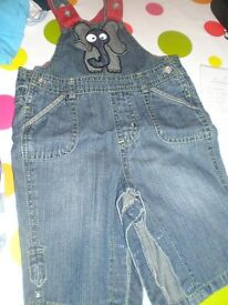 Boys 0-3month clothes, lovely condition from pet and smoke free home - separate or as a bundle