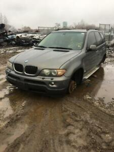 2006 BMW X5 just in for parts at Pic N Save!