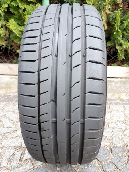CONTINENTAL SPORT CONTACT 5 225/40/18 1x7,4mm 15r