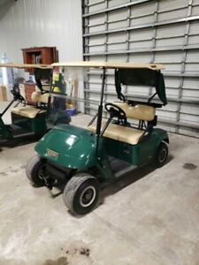 20+ Electric Golf Carts - Auction Ends February 27th