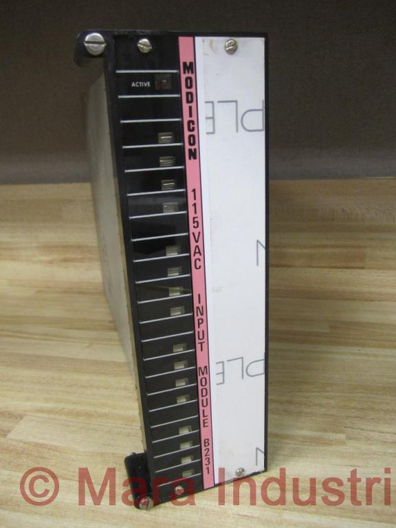 Modicon B231 Input Module