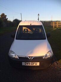 Vauxhall Combo 1.3 CDTi 16v 1700 Panel Van 3dr