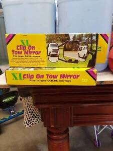 Clip on towing mirrors Forrestfield Kalamunda Area Preview