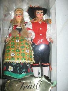 Italian Couple - Collector Dolls