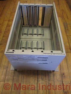 Modicon As-p930-104 Aeg Gould Slot Rack - Used