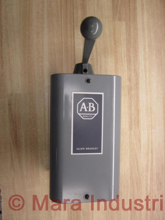 Allen Bradley 350-bav111 Reversing Drum Switch 350bav111