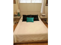 headboard and bed frame for £40,only on Monday 18th Oct