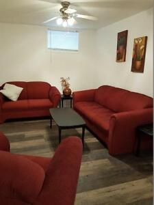 Beautiful fully furnished 2 brd close to MUN & Health Science