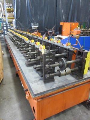 22 Stand Tru Tech Roll Former Sheet Metal Machinery Planet Machinery Inv. 5196