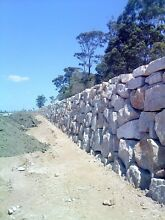 Sandstone garden /retainer/ feature rocks, blocks, pebbles, tiles Murphys Creek Lockyer Valley Preview