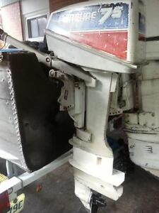 8HP JOHNSON OUTBOARD