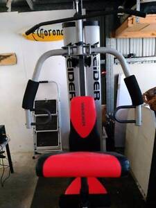 WEIDER HOME GYM Belmont South Lake Macquarie Area Preview