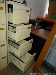 4 Drawer Filing Cabinet C