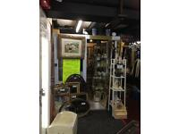 Antiques and curiosities, ongoing business for sale. Estimated stock value £75,000.