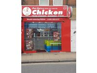 CHICKEN AND PIZZA SHOP BUSINESS REF 147467