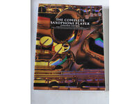 The complete saxophone player, omnibus edition