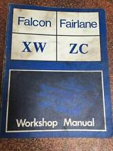 Wanted Ford Holden Valiant Factory Original Workshop Manuals Dederang Alpine Area Preview