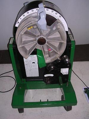 Greenlee 854 855 555 Quad Smart Conduit Bender 12-2 Emt Ridgid Imc Aluminum