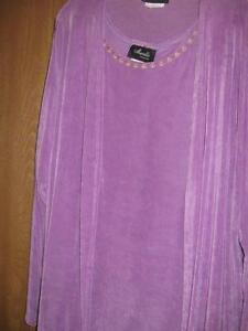 3X Dressy Lavender Outfit - NEW
