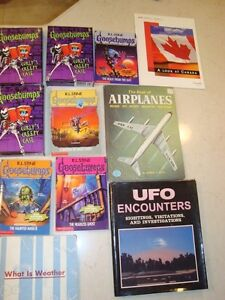 1 Lot of 22 Books Total-Book Of Airplanes,Titanic,UFO &more Kitchener / Waterloo Kitchener Area image 5