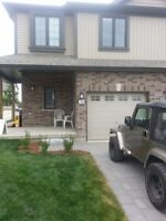 Great Investment, or Owner Occupancy-End Unit Townhouse w Garage