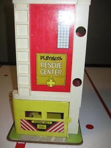 Playskool Rescue Center