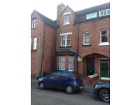 **LET BY**1 BEDROOM FLAT- NEWCASTLE-BILLS INCLUDED - LOW RENT- DSS ACCEPTED-