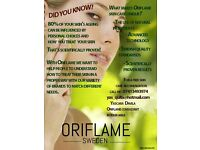 Oriflame/Beauty products with natural ingredients