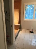 Tiling Experts in Calgary - One Tile At A Time! $5/sq ft
