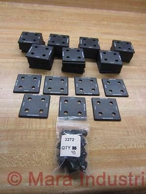 8020 4367 4 Hole Joining Plate Pack Of 77