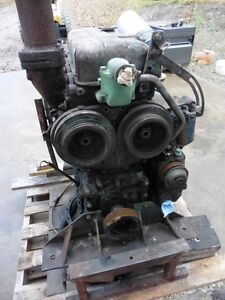 4-53 Detroit Diesel Engine