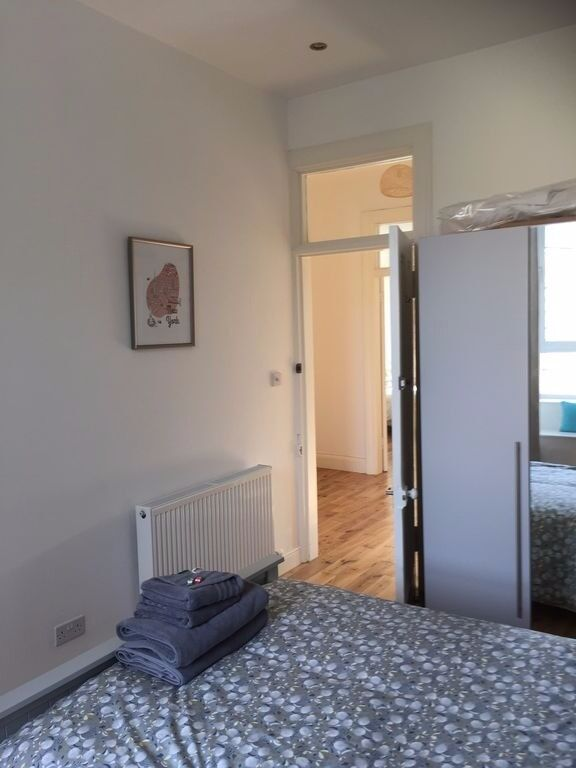Double Room West End Glasgow