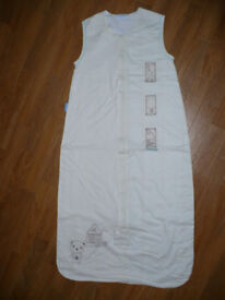 Bundle of 3 Summer Grobags/Sleeping Bags 18-36 mths/1.5-3 years, 0.5tog, 1.0tog, like new! Boy/Girl