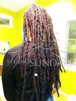 Dreadlocks, Dreads, Rallonges Cheveux, Hair Extensions Montreal