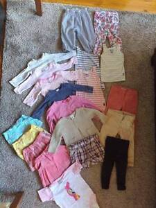 Girls Size 0 Clothing Bundle Torrens Park Mitcham Area Preview